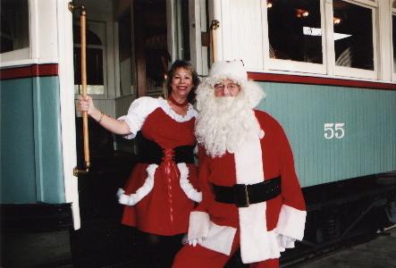 Santa & Mrs Claus, 2015